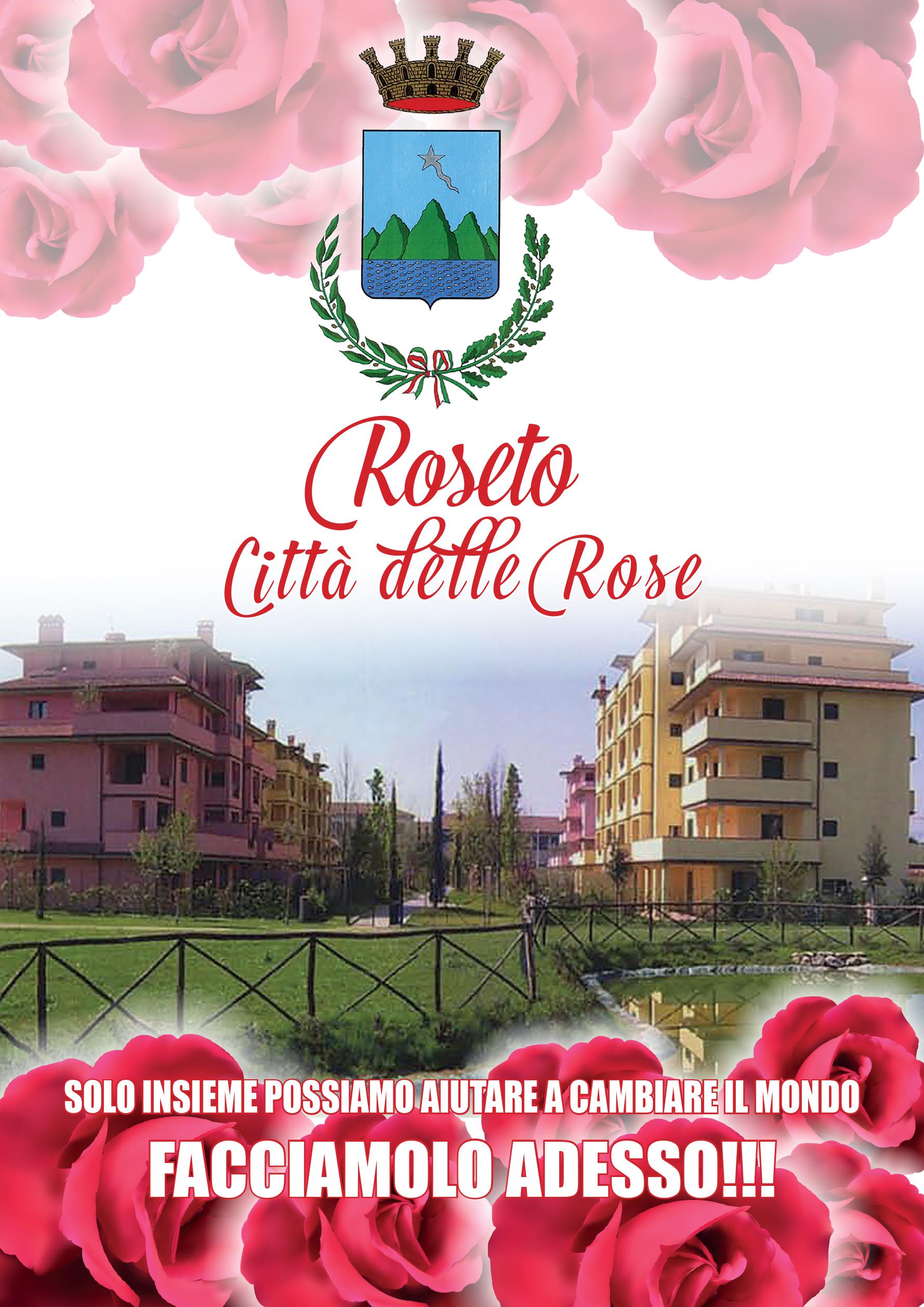Roseto città delle Rose